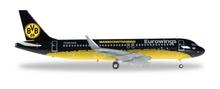 "Herpa Eurowings Airbus A320 ""BVB Mannschaftsairbus"" 1/200"