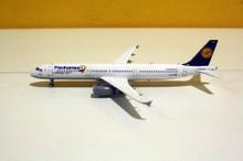 Phoenix Lufthansa Airbus A321 'Fanhansa' 1/400