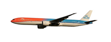 "Herpa Snap Fit KLM Boeing 777-300ER ""Orange Pride"" 1/200"
