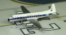 Aeroclassics Philippines Air Lines Viscount 700 PI-C772 (old colours) 1/400