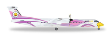"Herpa Nok Air Bombardier Q400 ""Nok Kao Naew"" 1/500"