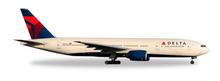 Herpa Delta Air Lines Boeing 777-200 1/500