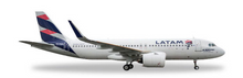 Herpa LATAM Airbus A320neo 1/200