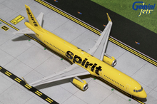 GeminiJets Spirit Airbus A321(W) 1/200 G2NKS620