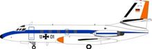 Inflight200 German Air Force C-140B Jetstar (L-1329) 11+01  1/200