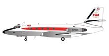 Inflight200 TWA Lockheed L-1329 Jetstar N7961S 1/200