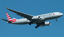 Inflight200 American Airlines Airbus A330-200 N280AY 1/200