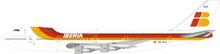 Inflight200 Iberia Boeing 747-200 EC-DLC 1/200