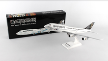 SkyMarks Iron Maiden Boeing 747-400 1/200