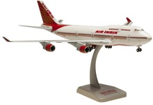 "Hogan Air India Boeing 747-400 ""New Colours"" 1/200"