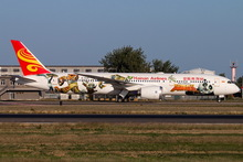 "Phoenix Hainan Airlines Boeing 787-9 ""Kung Fu Panda"" B-1540 1/200"