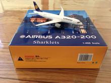 Phoenix Lufthansa Airbus A320-200 'Sharklets' 1/400