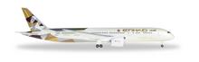 Herpa Etihad Airways Boeing 787-9 Dreamliner A6-BLF 1/500