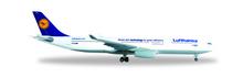 Herpa Lufthansa Airbus A330-300 1/500