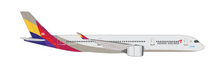 Herpa Asiana Airlines Airbus A350-900 XWB – HL8078 1/500