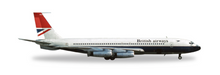 Herpa British Airways Boeing 707-400 – G-ARRA 1/200