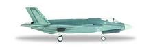 "Herpa U.S. Air Force Lockheed Martin F-35A Lightning II - 34th FS ""Rude Rams"", 388th Fw, Hill AFB 8722; 13-5071 1/200"