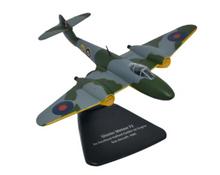 Oxford Gloster Meteor F2 De Havilland Halford Goblin Jet Engine Test Aircraft 1/72