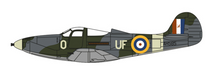 Oxford Bell Airacobra I 601 - County of London Sqn. RAF Duxford 1940 1/72
