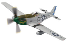 Corgi North American Mustang P-51D, Captain Ray Wetmore 'Daddy's Girl', 370 FS, March 1945 1/72