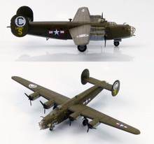 "HobbyMaster B-24D Liberator ""Screamin Mimi"" 565thBS/389thBG UK 1943 1/144"