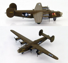 "HobbyMaster B-24D Liberator ""She'Asta"" 530th/380thBG 5th Air Force 43 1/144"