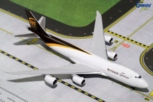 GeminiJets UPS Boeing 747-8F New Livery 1/400 GJUPS1627