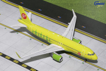GeminiJets S7 Airlines Airbus A320S VP-BOL 1/200 G2SBI651