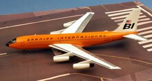 Western Models Braniff International Boeing 720 N7079 'Orange' 1/200