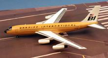 Western Models Braniff International Boeing 720 N7081 'Ochre' 1/200