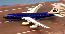 Western Models Braniff International Boeing 720 N7083 'dark Blue' 1/200