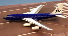 Western Models Braniff International Boeing 720 N7083 'dark Blue' 1/200