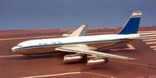 Western Models EL AL Israel Airlines o/c Boeing 720B 4X-ABA 1/200