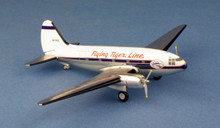 Western Models Flying Tiger Line Curtiss C-46 N67962 1/200