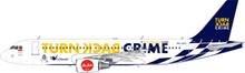 Phoenix AirAsia Indonesia Airbus A320 'Turnback Crime' PK-AXY 1/400