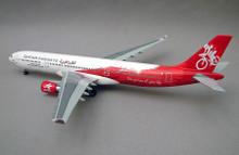 """Phoenix Qatar Airways Airbus A330-300 """"15th Asian Games Doha"""" A7-AEG 1/200"""