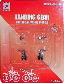 Hogan Airbus A320/A321 Landing Gear Set 1/200