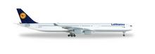 Herpa Lufthansa Airbus A340-600 D-AIHZ 1/500