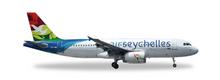 Herpa Air Seychelles Airbus A320 - S7-AMI 1/500