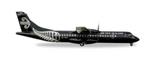 "Herpa Air New Zealand ATR-72-600 ""All Blacks"" - ZK-MVA 1/500"