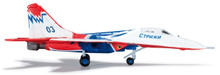 "Herpa Russian Air Force - Strizhi MiG-29 ""03"" 1/200"