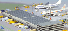 Herpa Cargo Center Buildings 1/500 519847