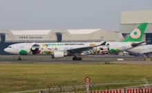 "JC Wings EVA Air Airbus A330-300 ""BAD BADTZ-MARU"" 1/200 XX2036"