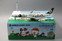 "JC Wings EVA Air Airbus A330-300 ""BAD BADTZ-MARU"" 1/200 XX2036"