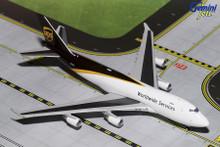 GeminiJets UPS Boeing 747-400 N572UP 1/400 GJUPS1571