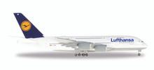 Herpa Lufthansa Airbus A380-800 D-AIME 1/500