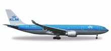 "Herpa KLM Airbus A330-200 PH-AOM ""Piazza San Marco  Venezia"" 1/500"