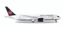 Herpa Air Canada Boeing 787-8 Dreamliner C-GHPQ 1/500