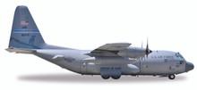 "Herpa U.S. Air Force Lockheed C-130H Hercules - Nevada Air National Guard, 192nd Airlift Sqd ""High Rollers"", Reno Air Base - 79-0475 1/500"