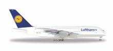 Herpa Lufthansa Airbus A380-800 D-AIMJ Brüssel 1/200